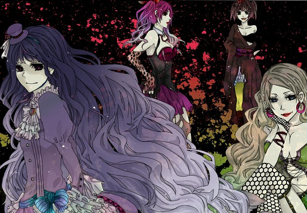 Tags: Anime, Shiki, Shimizu Megumi, Kirishiki Sunako, Kirishiki Chizuru, Artist Request