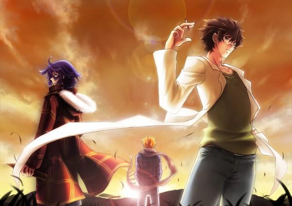 Tags: Anime, Shiki, Koide Natsuno, Ozaki Toshio, Mutou Toru, Sunrise