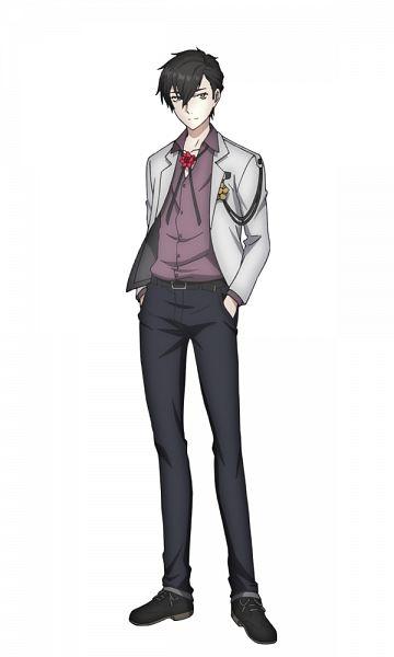 Shikishima Ritsu - Caligula