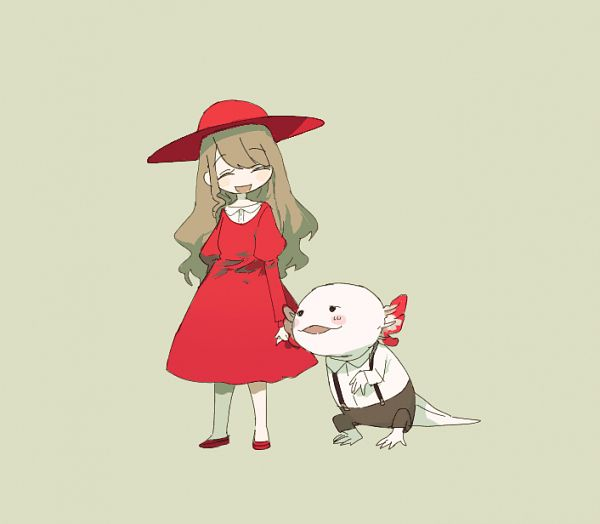 Tags: Anime, Shilla P, Pixiv, Original