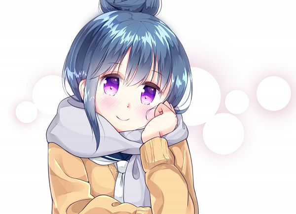Tags: Anime, Pixiv Id 10445534, Yuru Camp, Shima Rin