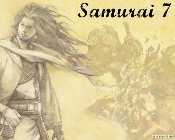 Shimada Kambei - Samurai 7
