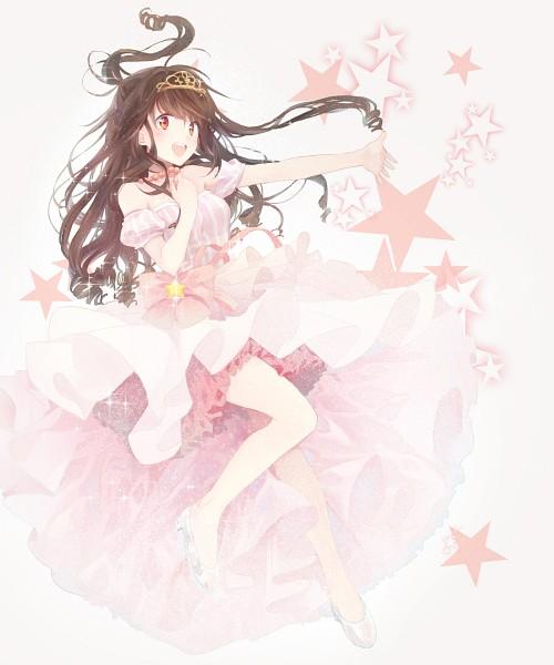 Tags: Anime, Pixiv Id 4679808, THE iDOLM@STER: Cinderella Girls, Shimamura Uzuki, Glass Shoes, Fanart From Pixiv, PNG Conversion, Pixiv, Fanart
