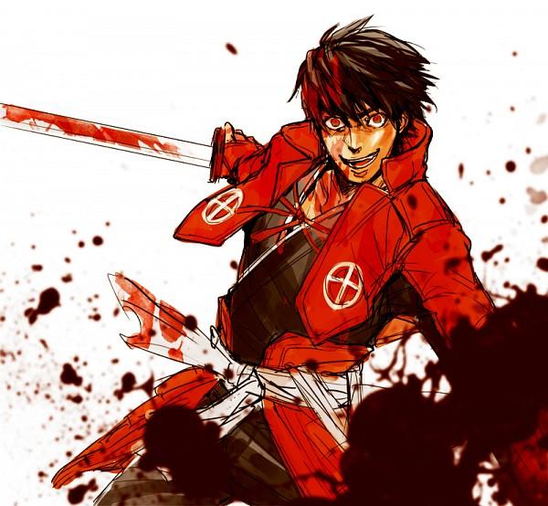 Tags: Anime, Pixiv Id 353179, Drifters (Manga), Shimazu Toyohisa, Fanart From Pixiv, Pixiv, Fanart