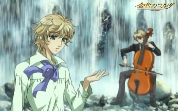 Tags: Anime, Kiniro no Corda, Shimizu Keiichi, Screenshot