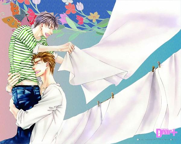 Tags: Anime, Shimizu Yuki, Love Mode, Wallpaper, Official Art, Official Wallpaper