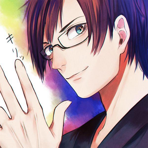 Tags: Anime, Pixiv Id 3899468, Gintama, Shimura Shinpachi, Three Gesture, Pixiv