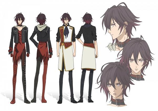 Tags: Anime, Yoshikawa Maho, Brains Base (Studio), AMNESIA, Shin (AMNESIA), Official Art, Character Sheet