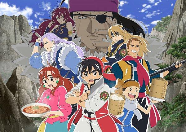 Shin Chuuka Ichiban! (True Cooking Master Boy)