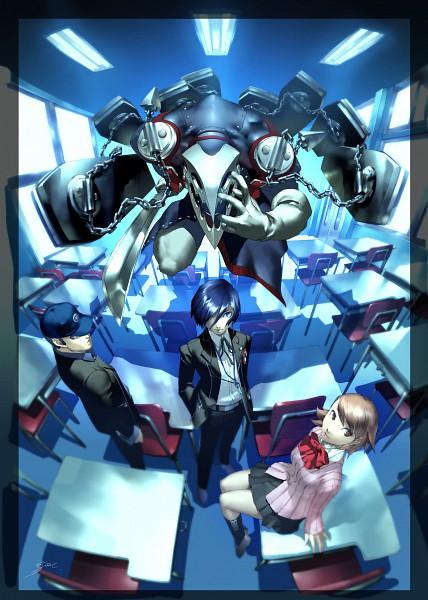Shin Megami Tensei: PERSONA 3 - Atlus