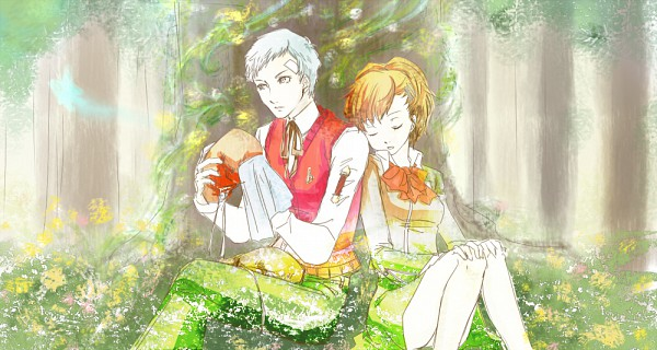 Tags: Anime, Homura Kumi, Facebook Cover, Pixiv, Fanart