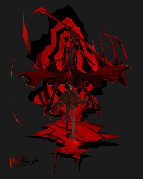 Tags: Anime, Pixiv Id 25732, Shin Megami Tensei: PERSONA 4, Character Request