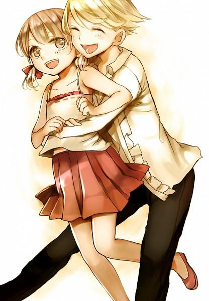 Tags: Anime, Ayatoki, Shin Megami Tensei: PERSONA 4, Doujima Nanako, Kuma, Mobile Wallpaper