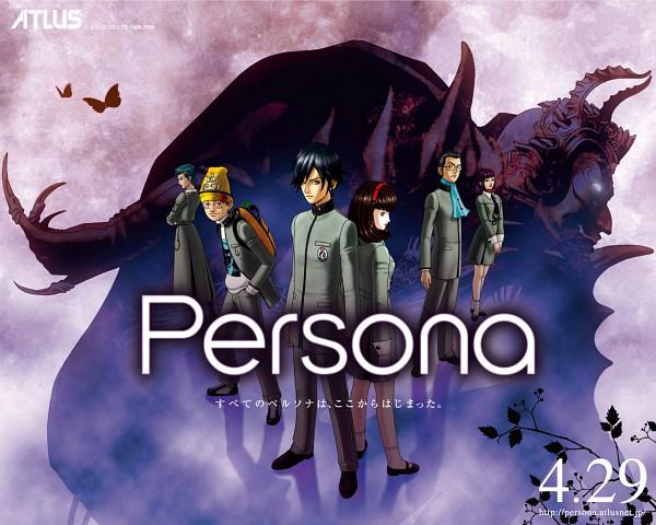 Shin Megami Tensei: Persona (Revelations: Persona)
