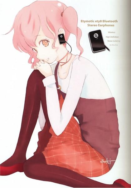 Tags: Anime, Shin Moeru Headphone Reader