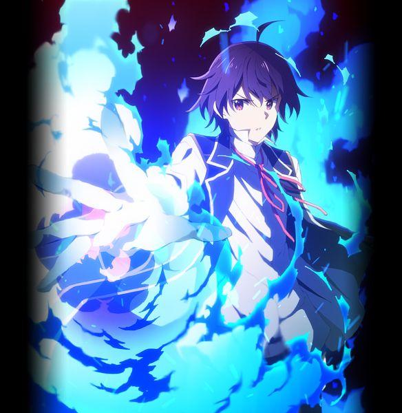 Tags: Anime, Sawairi Yuuki, Silver Link, Kenja no Mago, Shin Walford, Cover Image, Key Visual, Official Art