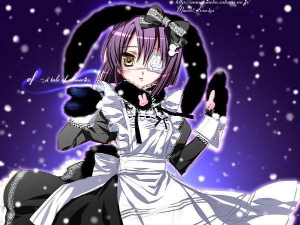 Tags: Anime, Kamiya Maneki, Minori, ef - a fairy tale of the two., Shindou Chihiro, Pixiv