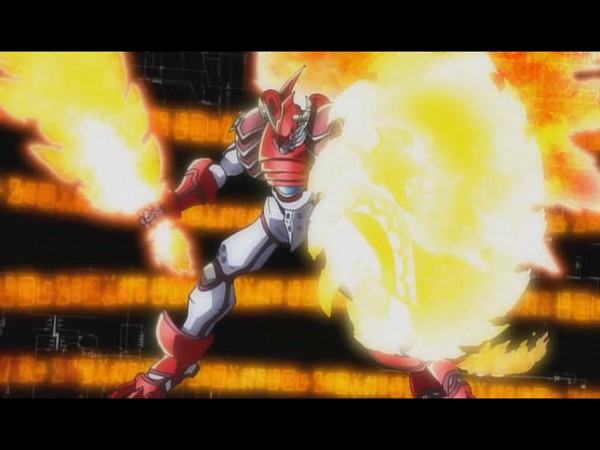 ShineGreymon - Digimon Adventure