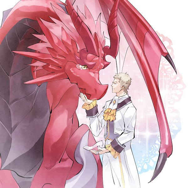 Tags: Anime, Pixiv Id 15056628, Shingeki no Bahamut: Virgin Soul, Charioce XVII, Nina Drango, Fanart, Fanart From Pixiv, Pixiv, Rage Of Bahamut: Virgin Soul