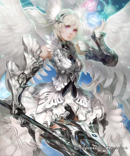 Tags: Anime, Youshun, Cygames, Shingeki no Bahamut, Official Art, Official Card Illustration, deviantART, Rage Of Bahamut