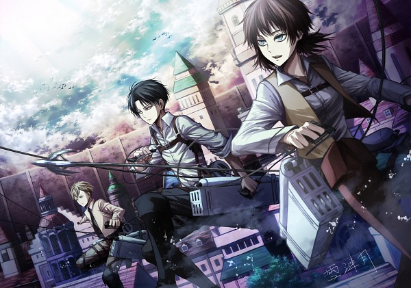 Shingeki no Kyojin: Kuinaki Sentaku (Attack On Titan: No Regrets)