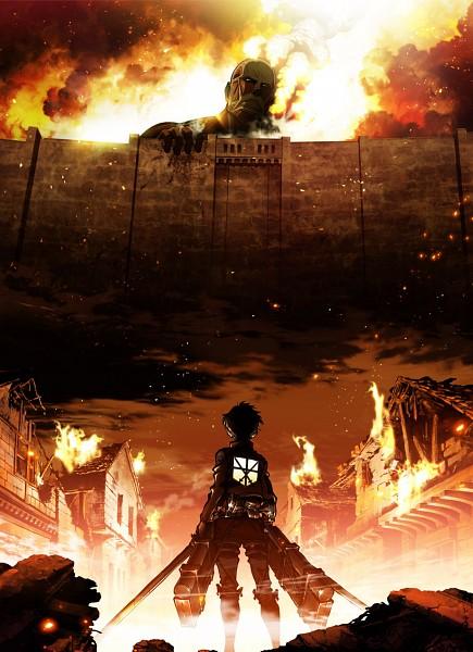 Shingeki no Kyojin Series