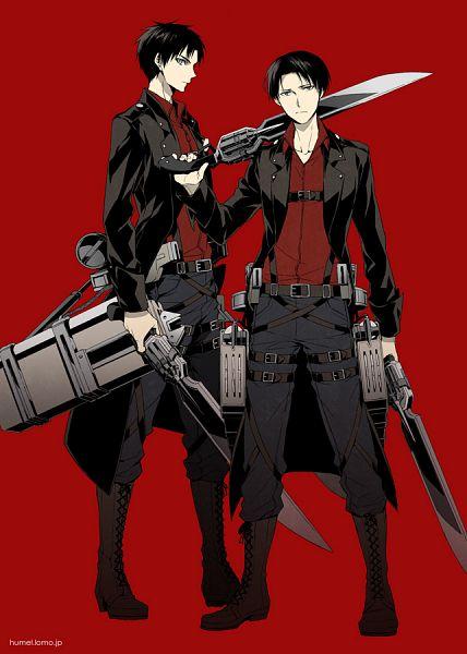 Shingeki no Kyoujin -Hangeki no Tsubasa- (Attack On Titan: Wings Of The Counterattack) - Attack on Titan