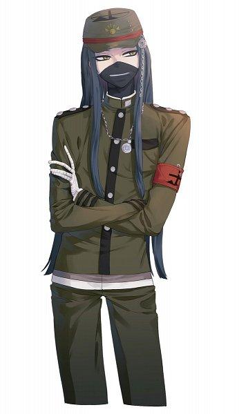 Tags: Anime, New Danganronpa V3, Shinguuji Korekiyo