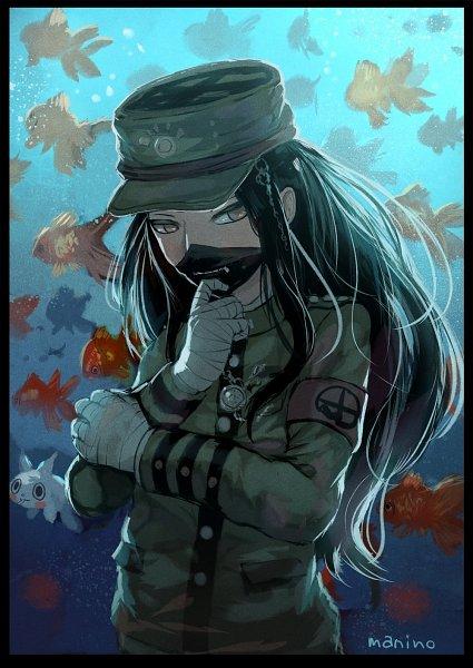 Tags: Anime, Pixiv Id 14639149, New Danganronpa V3, Shinguuji Korekiyo