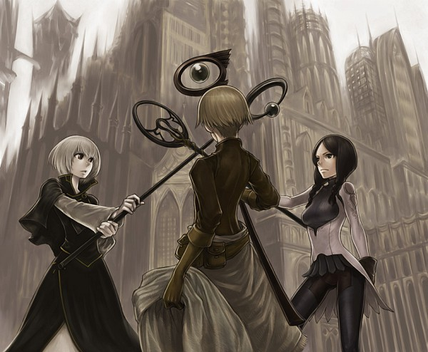 Tags: Anime, Shinichi Tahara, Original, Pixiv
