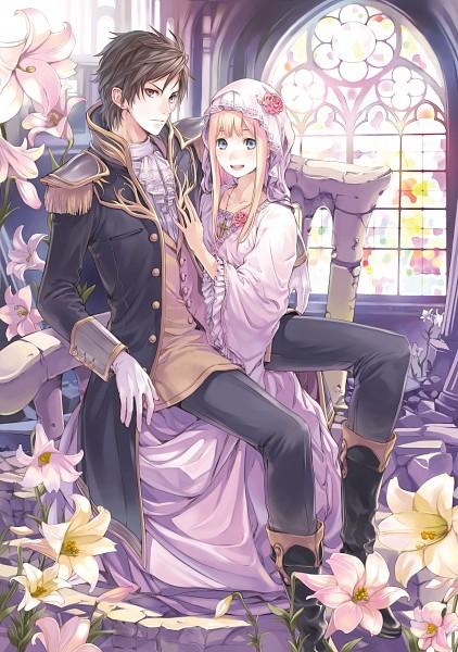 Shinigami Hime no Saikon (The Princess Of Death's Second Marriage)