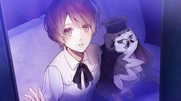Tags: Anime, Satoi, honeybee, Shinigami Kareshi Series, Cocoro (Shinigami Kareshi), CG Art