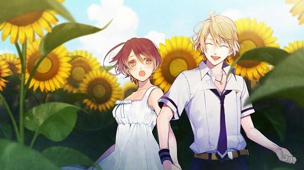 Tags: Anime, Satoi, honeybee, Shinigami Kareshi Series, Kairi (Shinigami Kareshi), Cocoro (Shinigami Kareshi)
