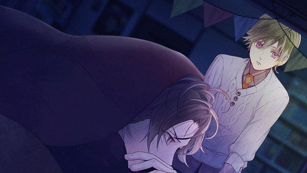 Tags: Anime, Satoi, honeybee, Shinigami Kareshi Series, Ame (Sninigami Kareshi), Syun (Shinigami Kareshi), CG Art