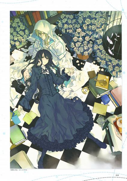 Shinigami to Shoujo (The Death Reaper And The Girl) - TAKUYO