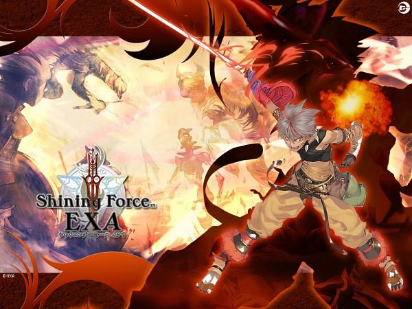 Tags: Anime, Shining Force EXA, Toma, Wallpaper
