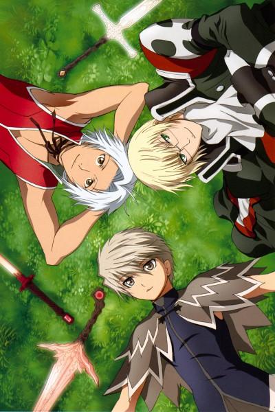 Tags: Anime, Tony Taka, Shining Tears, Kiriya Kaito, Akizuki Souma, Saionji Haruto