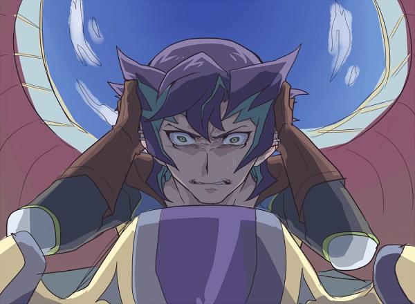 Tags: Anime, Pixiv Id 759590, Yu-Gi-Oh! ARC-V, Yu-Gi-Oh!, Shinji Weber, Fanart, Fanart From Pixiv, Pixiv