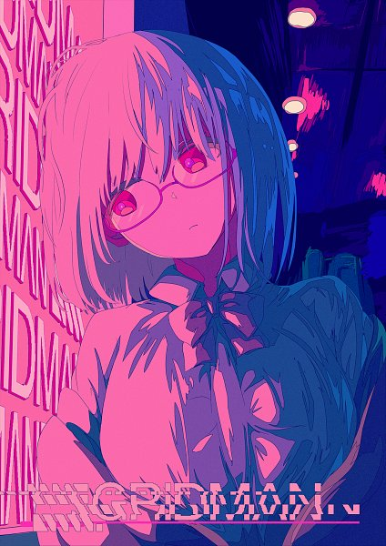 Tags: Anime, Pixiv Id 13167207, SSSS.Gridman, Shinjou Akane