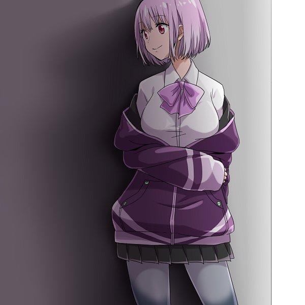Tags: Anime, Pixiv Id 114015, SSSS.Gridman, Shinjou Akane