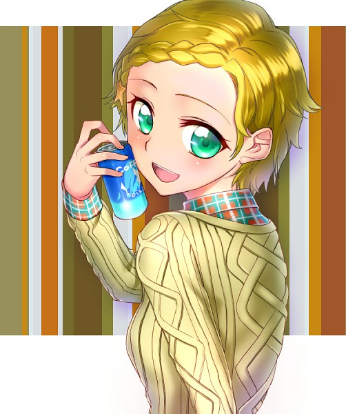 Tags: Anime, Kantaka, Aikatsu!, Shinjou Hinaki, Can, Fanart From Pixiv, Pixiv, Fanart