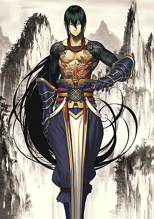 Shinjuku Assassin - Fate/Grand Order