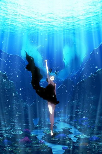 Shinkai Shoujo (Deep-sea Girl)