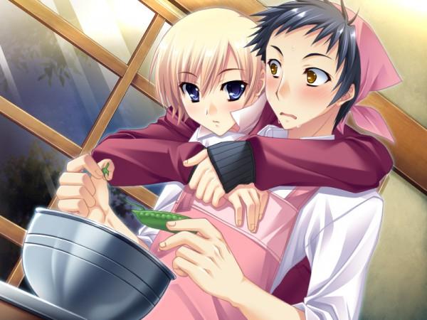 Tags: Anime, Shinkon-san, Soutaro Kuga