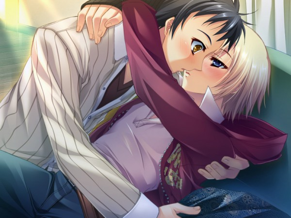 Tags: Anime, Shinkon-san, Soutaro Kuga, CG Art