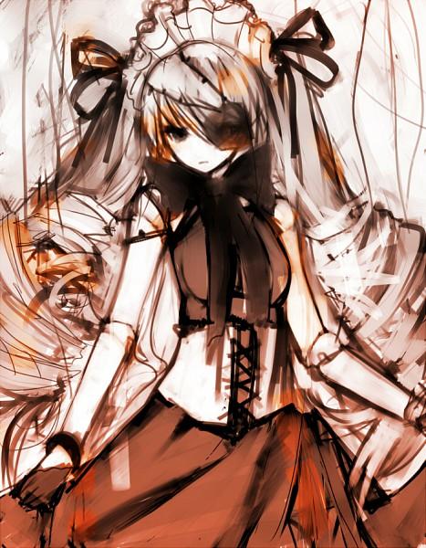 Tags: Anime, mrFatso, Rozen Maiden, Shinku, Fanart, deviantART
