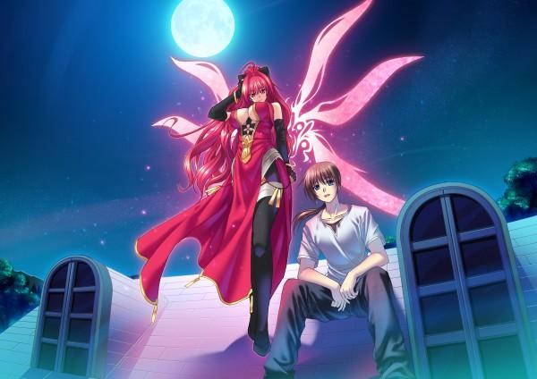 Tags: Anime, Shinkyoku Soukai Polyphonica, Phoron Tatara, Corticarte Apa Lagranges, Artist Request