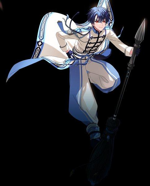 Tags: Anime, Dangmill, Coly, Mahoutsukai no Yakusoku, Shino (Mahoutsukai no Yakusoku), Official Art