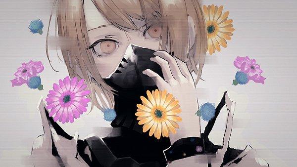 Tags: Anime, Pixiv Id 5979668, Caligula, Shinohara Mihue, Fanart From Pixiv, Pixiv, Fanart