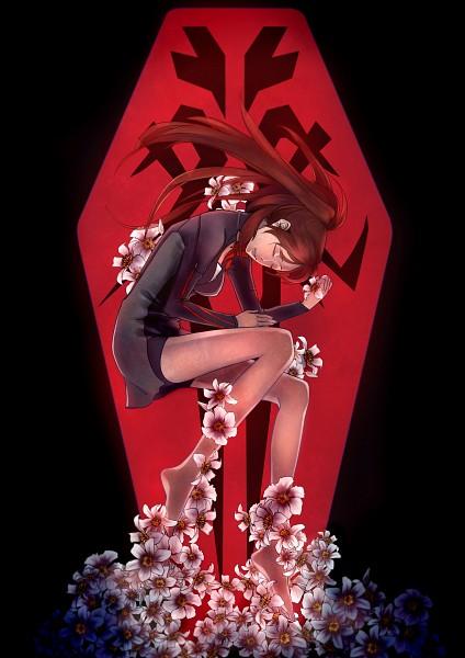 Tags: Anime, Pixiv Id 2355617, GUILTY CROWN, Shinomiya Ayase, Fanart, Fanart From Pixiv, Pixiv